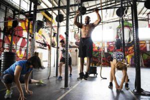 Crossfit TEF Laurel MD Gym
