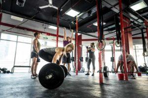 CrossFit TEF Columbia MD CrossFit Gym
